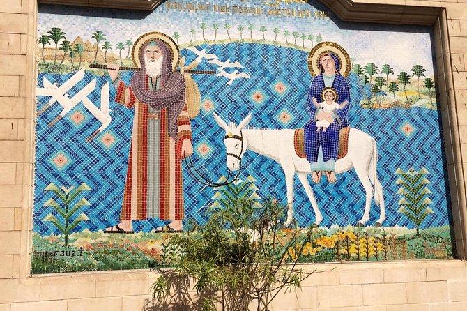 Coptic Cairo, Holy family in Egypt, coptic cairo tour, trip to coptic cairo, cairo churches