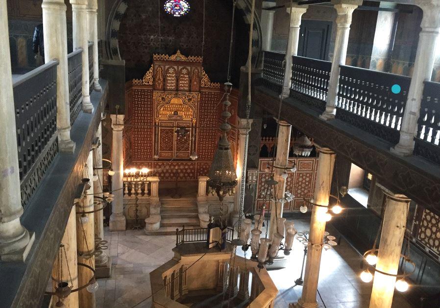 Ben Ezra Synagogue, coptic cairo, coptic cairo tour