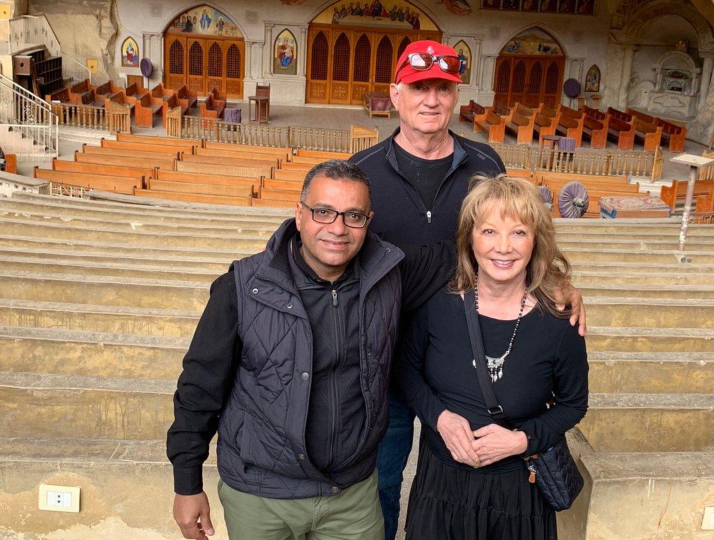 Coptic Cairo, Cave Church, Deluxe Tours Egypt, coptic cairo tour, trip to coptic cairo, cairo churches