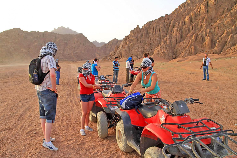 quadbike safari sharm el sheikh, atv sharam el sheikh, sharm el sheikh tours, Deluxe Tours Egypt