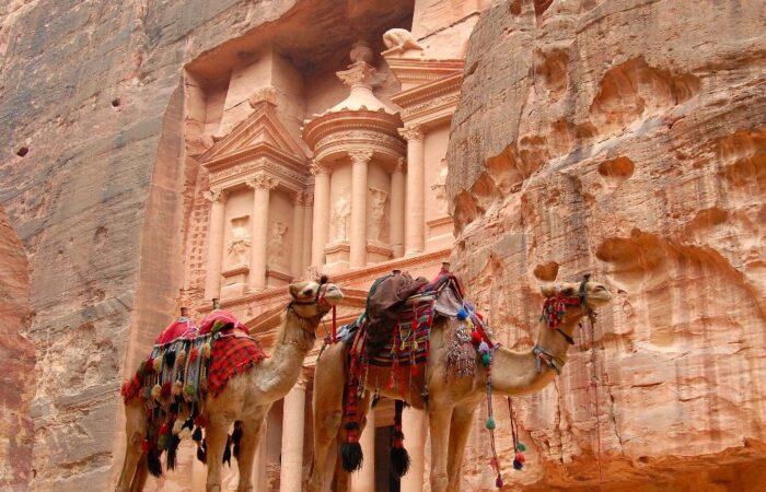 egypt and jordan tour, pyramids to petra