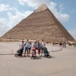 Trips to Egypt, family egypt vacations, kids friendly tour Egypt, Cairo pyramids tour with kids, Giza pyramids tour with kids, Deluxe Tours Egypt, Deluxe Travel Egypt