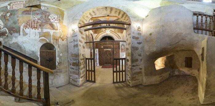 st paul monastery, hurghada tour to st paul monastery